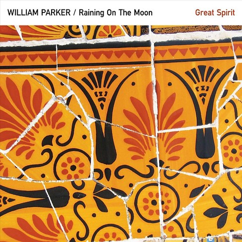 William parker - Raining on the moon/Great spirit (CD) - image 1 of 1