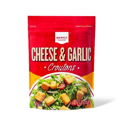 Cheese and Garlic Croutons - 5oz - Market Pantry™