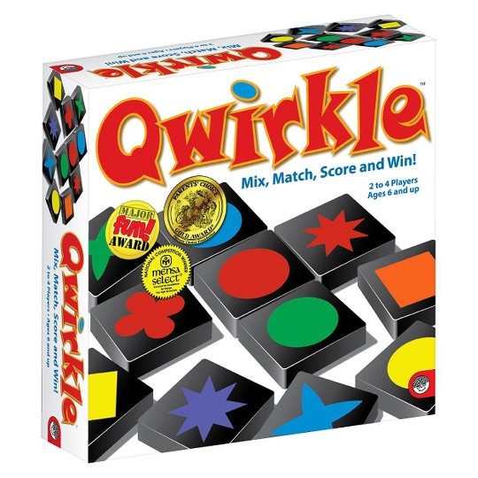 Qwirkle Board Game, board games image number null