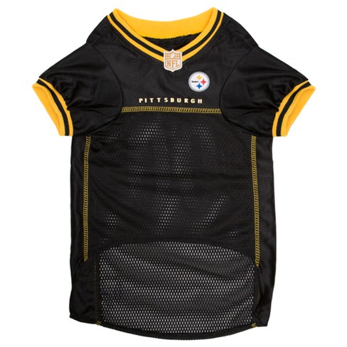 2ae167e6b32 Pittsburgh Steelers Pets First Mesh Pet Football...   Target