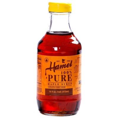 Hamel Pure Maple Syrup - 16 fl oz