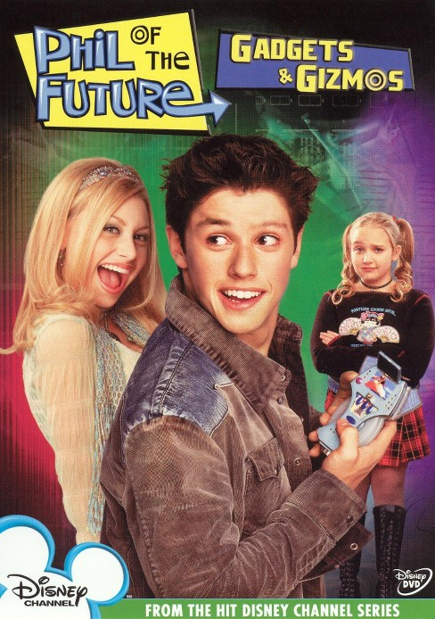 Phil Of The Future:Gadgets & Gizmos (DVD) - image 1 of 1