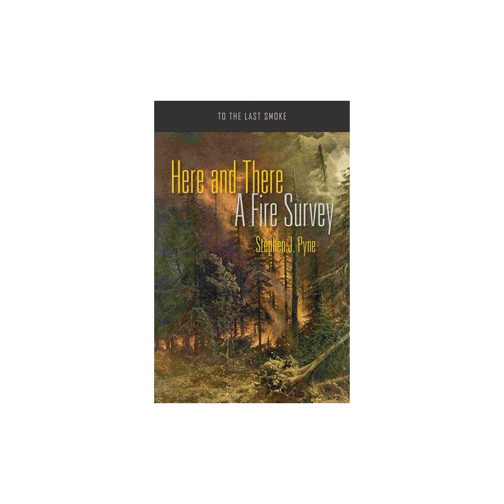 Here and There : A Fire Survey - (To the Last Smoke) by Stephen J. Pyne (Paperback)