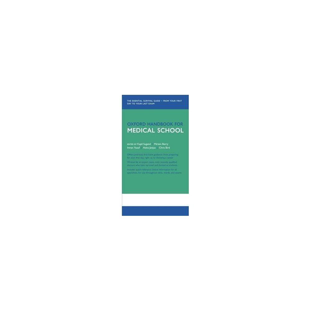 Oxford Handbook for Medical School - (Oxford Medical Handbooks) (Paperback)