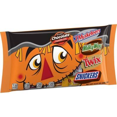mars-chocolate-favorites-twix-snickers-3-muskateers-and-milky-way-halloween-variety-bag---1057oz-_-32ct by mars