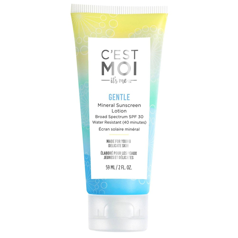 Image of C'est Moi Gentle Mineral Sunscreen Lotion - SPF 30 - 2 fl oz