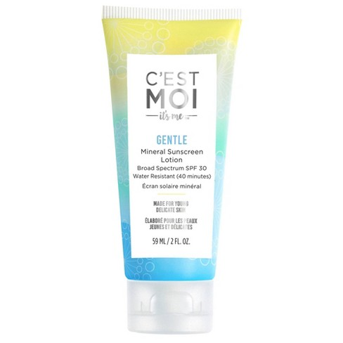 C'est Moi Gentle Mineral Sunscreen Lotion - SPF 30 - 2 fl oz - image 1 of 4