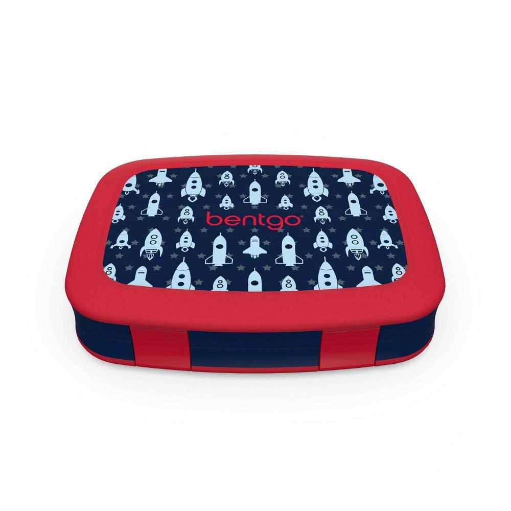 Image of Bentgo Leak-proof Kids' Lunch Box - Rocket