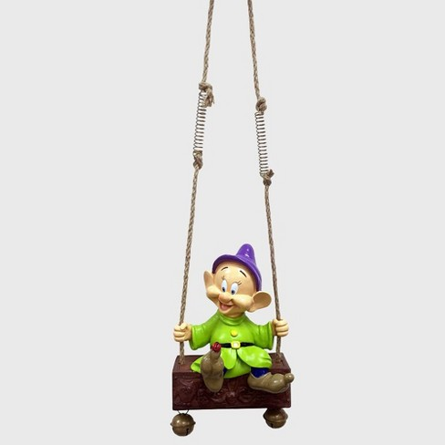 """Disney Mickey Mouse 24"""" Dopey Swing-n-Ring Resin Statue - image 1 of 1"""