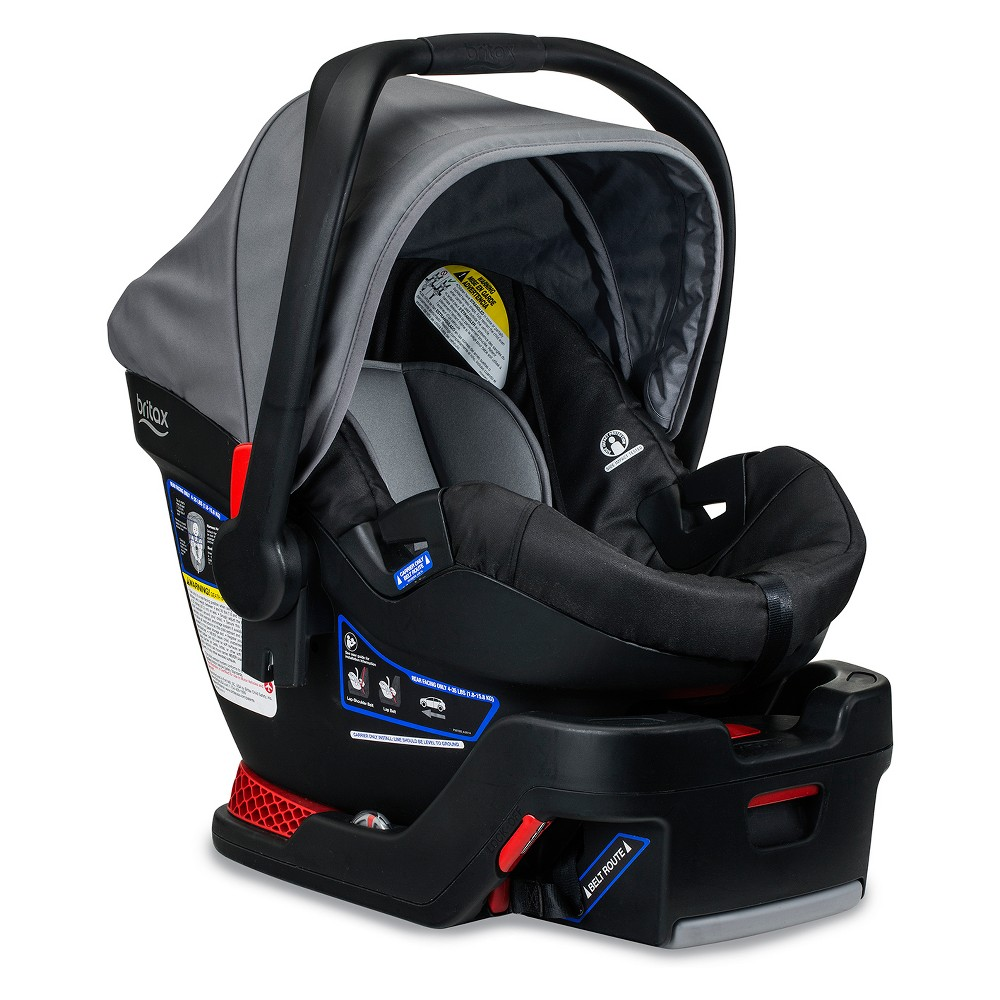 Image of Britax B-Safe 35 Infant Car Seat - Dove