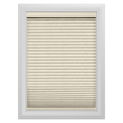 "Light Filtering Cellular Cordless Shade Alabaster 31""x72"" - Bali Essentials - image 1 of 2"
