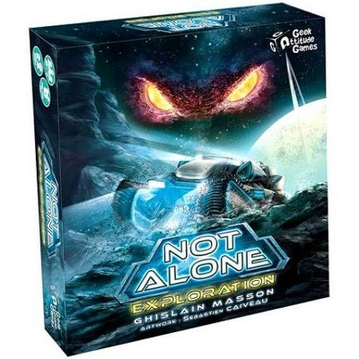 Not Alone - Exploration Expansion Board Game