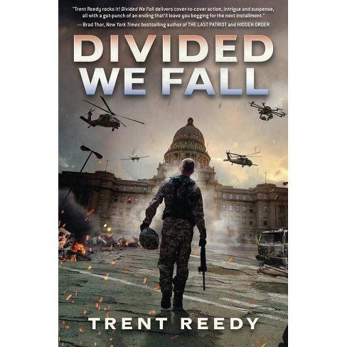 Divided We Fall (Divided We Fall, Book 1) - by  Trent Reedy (Hardcover) - image 1 of 1