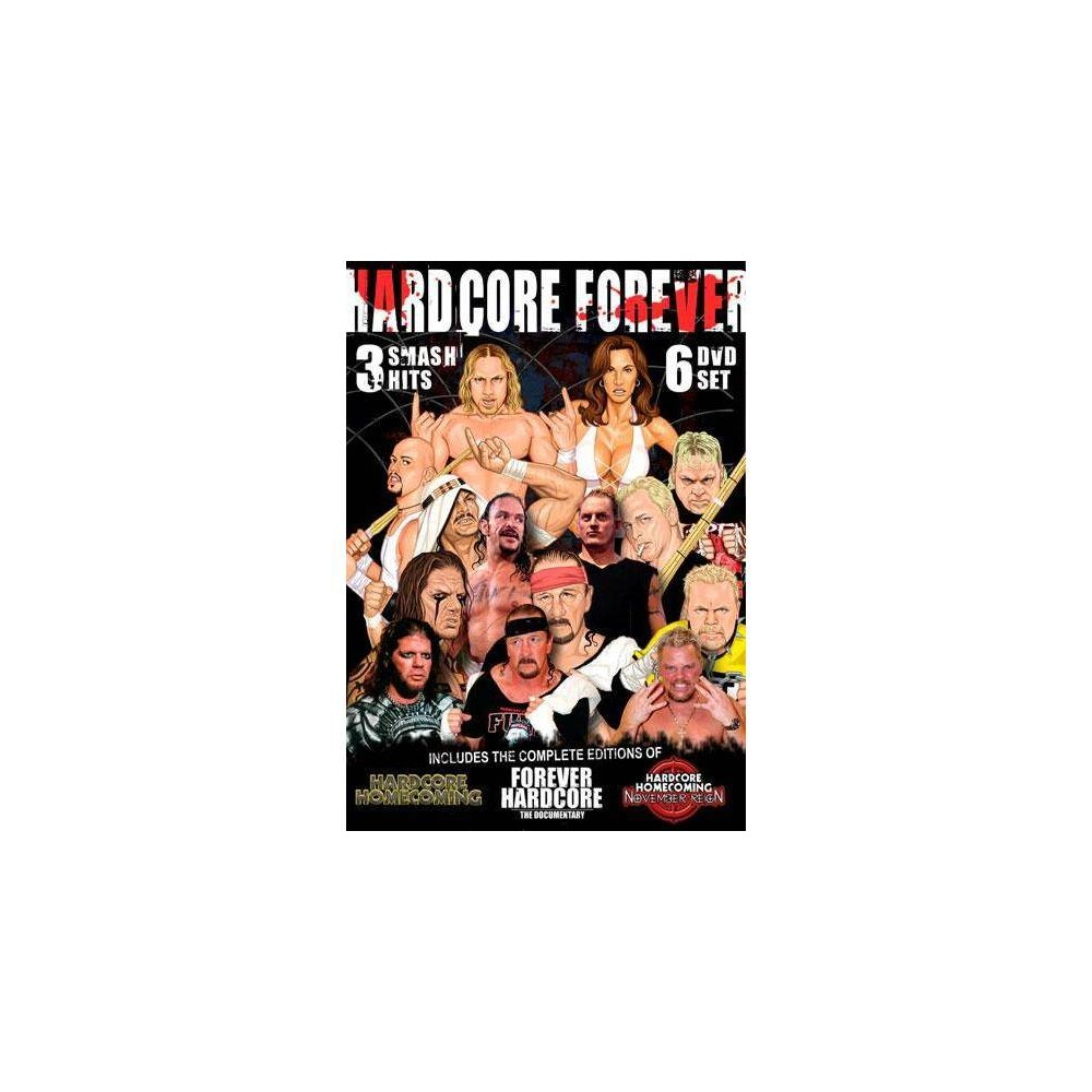 Hardcore Forever (Dvd), Movies