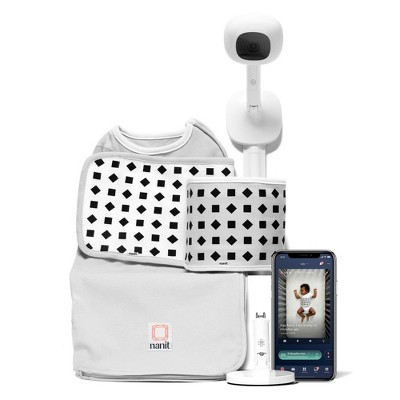 Nanit Complete Baby Monitoring System Bundle