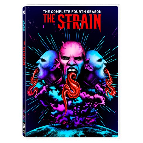 Strain: Season 4 (DVD) - image 1 of 1