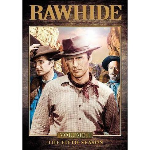 Rawhide: The Fifth Season, Volume 1 (DVD) - image 1 of 1