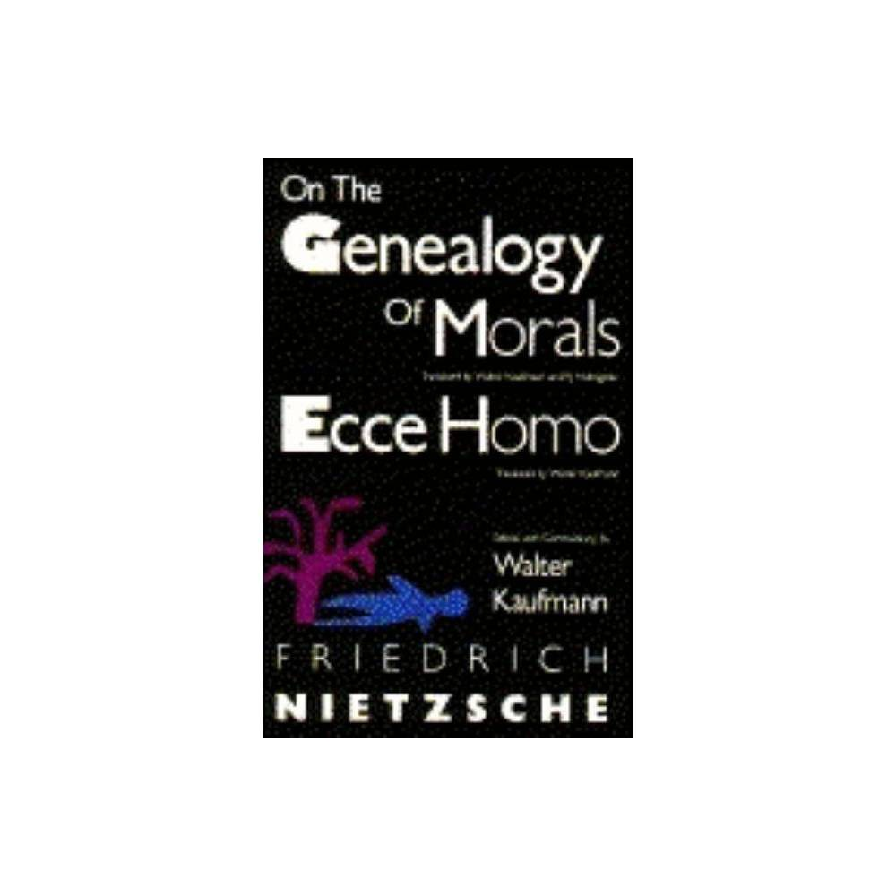 Isbn 9780679724629 On The Genealogy Of Morals And Ecce