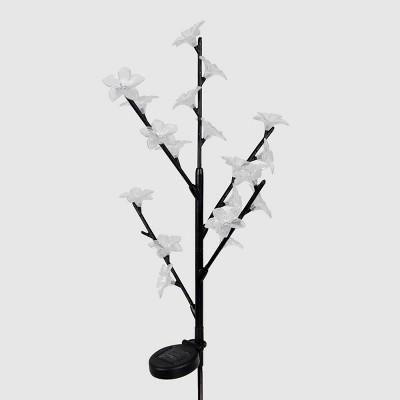"38"" Resin Led Branch Garden Stake - Exhart"