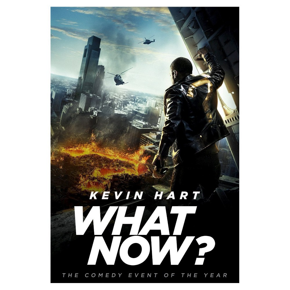 Kevin Hart What Now Dvd