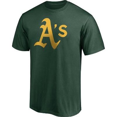 MLB Oakland Athletics Men's Short Sleeve Core T-Shirt