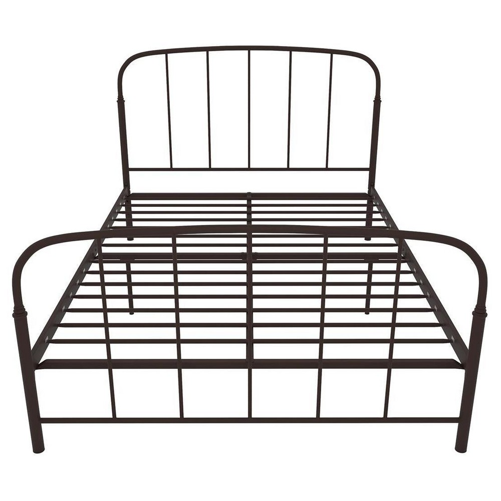 Lafayette Metal Bed (Full) - Bronze - Dorel Home Products