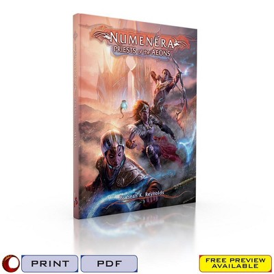 Priests of the Aeons Hardcover