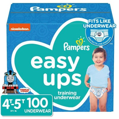 Pampers Easy Ups Boys' Training Pants Enormous Pack - 100ct