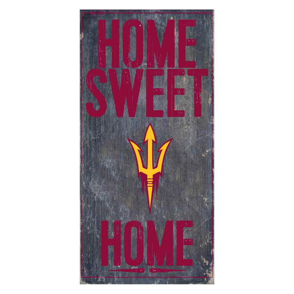 Arizona Wildcats Home Sweet Home Sign