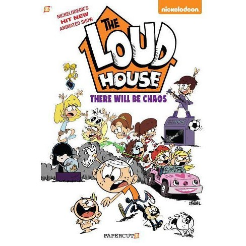 The Loud House #1 - by  Nickelodeon & The Loud House Creative Team (Hardcover) - image 1 of 1