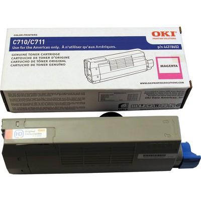 Oki Toner Cartridge - LED - 11500 Pages - Magenta
