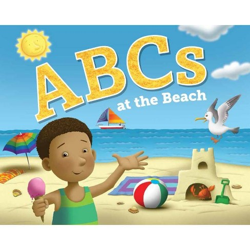 ABCs at the Beach - (ABC Adventures) by  Jennifer Marino Walters (Hardcover) - image 1 of 1