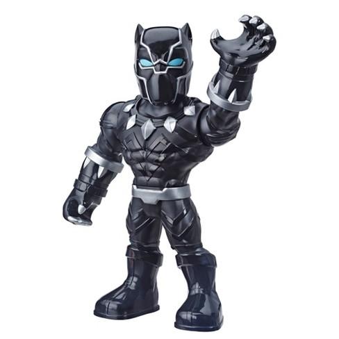 Playskool Heroes Marvel Super Hero Adventures Mega Mighties Black Panther Collectible - image 1 of 2