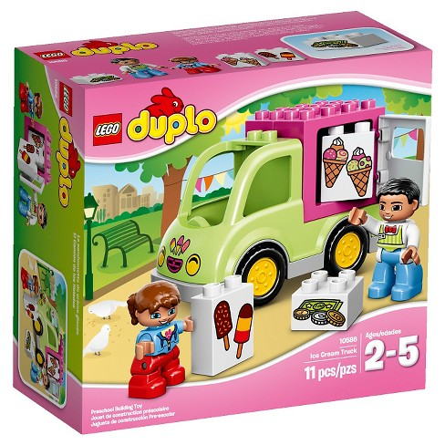 LEGO® Duplo® Town Ice Cream Truck 10586 - image 1 of 9