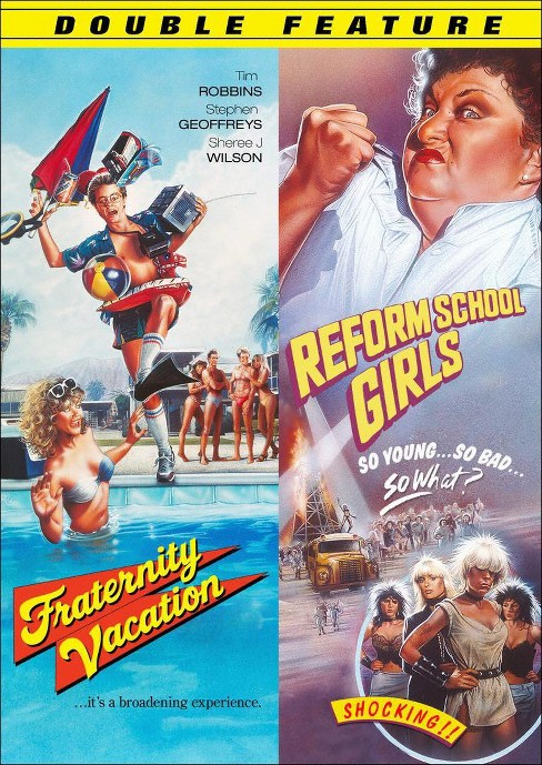 Fraternity vacation/Reform school gir (DVD) - image 1 of 1