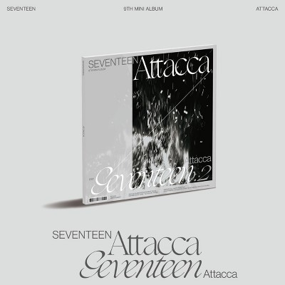 SEVENTEEN - SEVENTEEN 9th Mini Album `Attacca' (Op.2) (CD)
