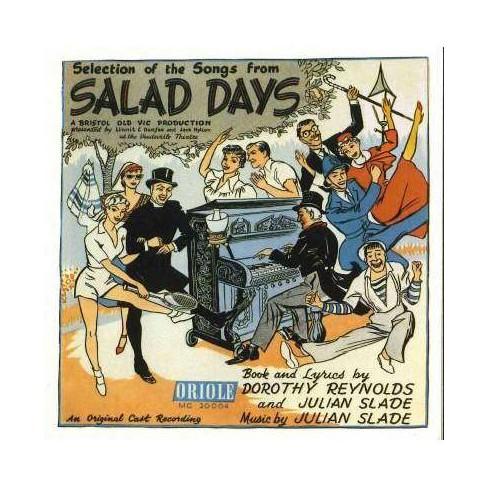 Edward Julian Slade; Robert Docker; Rubach - Salad Days (Original Cast Recording) (CD) - image 1 of 1