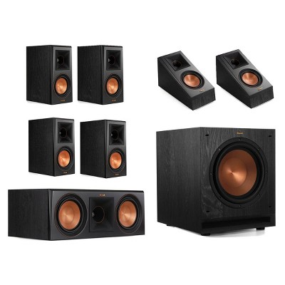 Klipsch RP-600M 5.1.2 Dolby Atmos Home Theater System