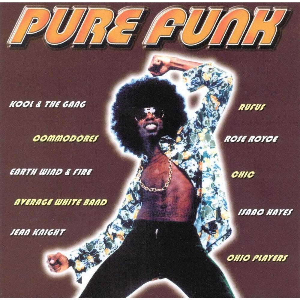 Various - Pure Funk (CD), Pop Music