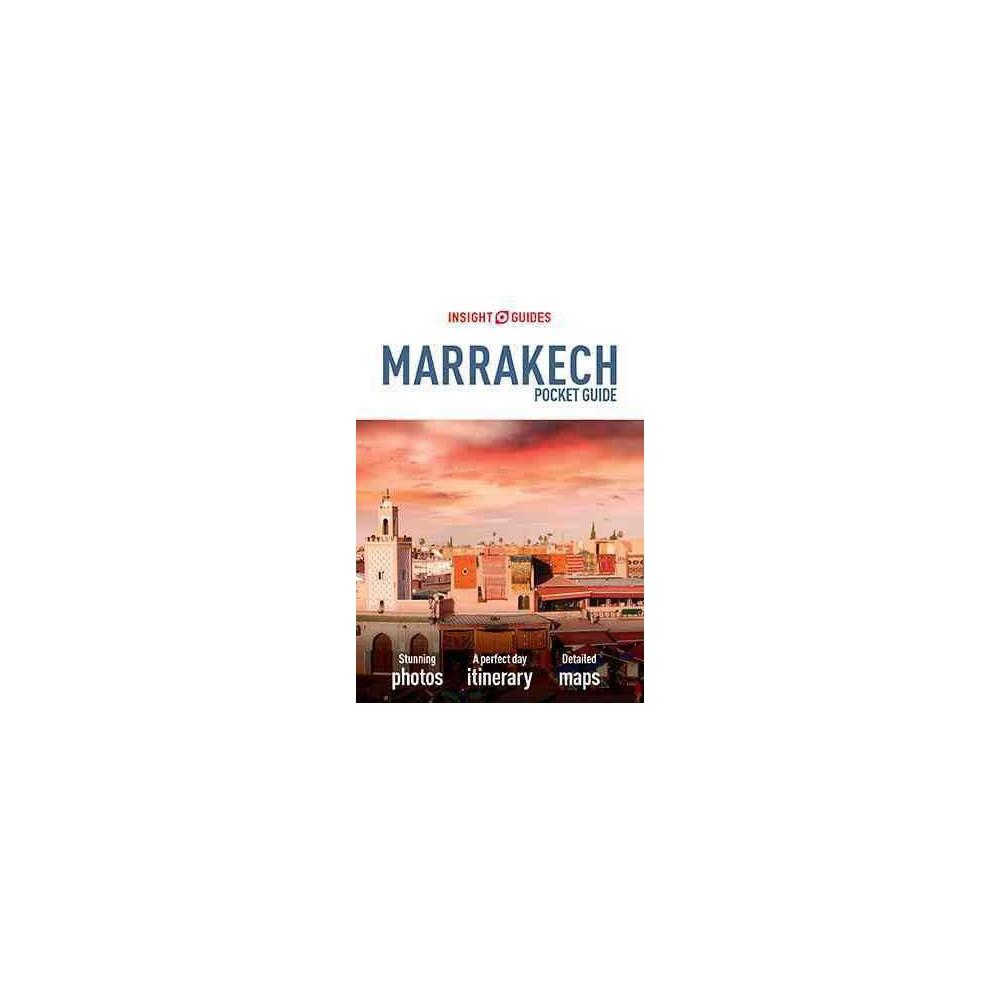 Insight Guide Marrakesh (Paperback)
