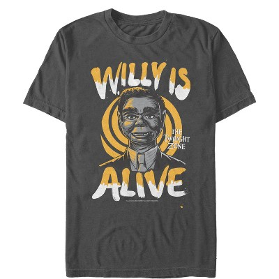 Men's The Twilight Zone The Dummy Episode T-Shirt