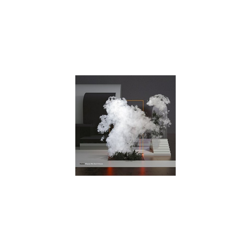 Kasbo - Places We Don't Know (Vinyl)