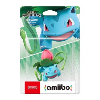 Nintendo Super Smash Bros. amiibo Figure - Ivysaur