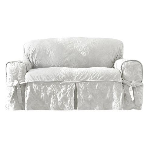 Matele Damask Sofa Sure Fit