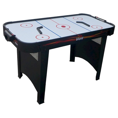 Voit 14 In 1 Air Hockey Football Basketball Darts Combo Table 48