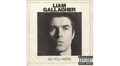 Liam Gallagher - As You Were (CD) - image 1 of 1