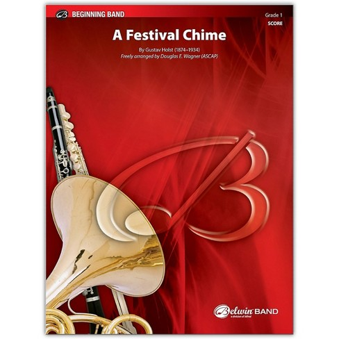 BELWIN A Festival Chime Conductor Score 1 (Very Easy) - image 1 of 1
