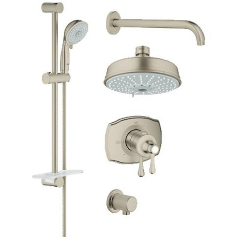 Grohe America, Inc 35 054 GrohFlex Thermostatic Shower System - image 1 of 1