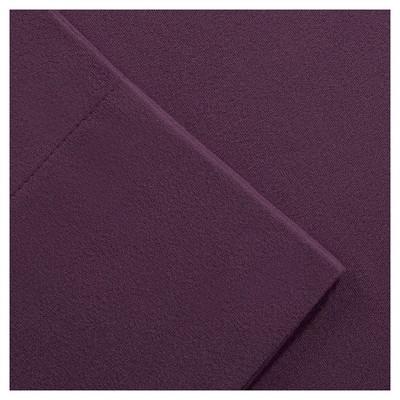 Cozyspun All Seasons Sheet Set (Full)Purple