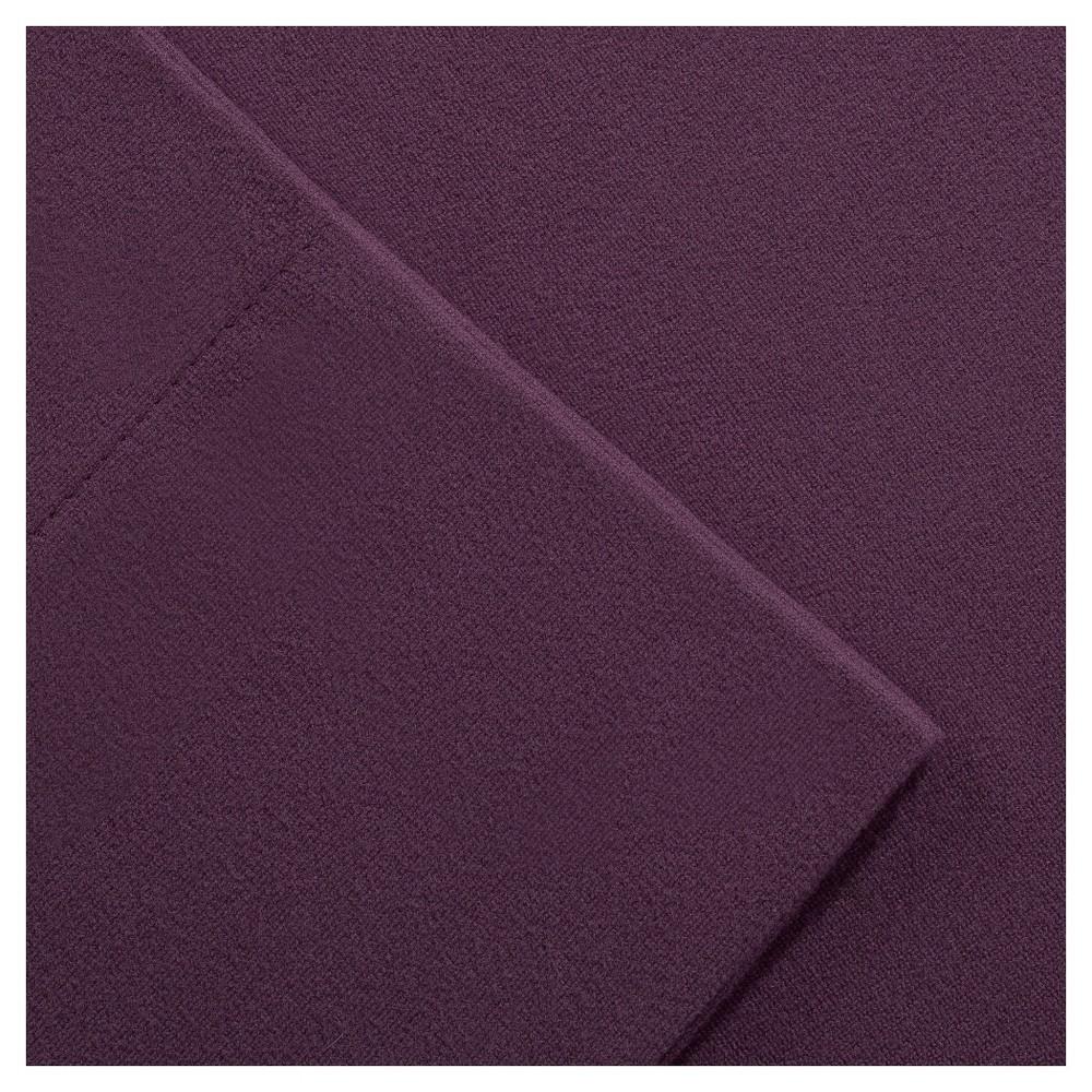 Cozyspun All Seasons Sheet Set (Twin) Purple